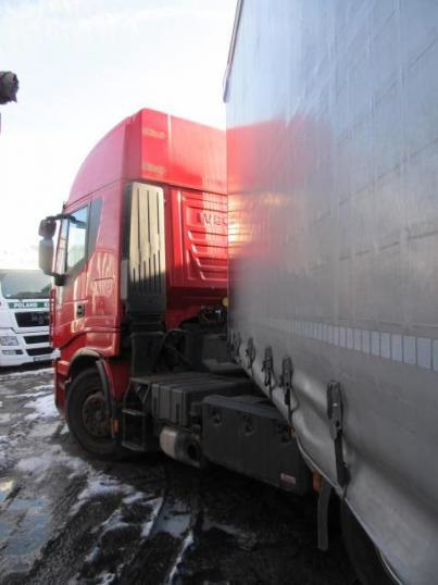 leasing - IVECO - STRALIS AT 440S42 T/P 4x2 (high roof) 450KM