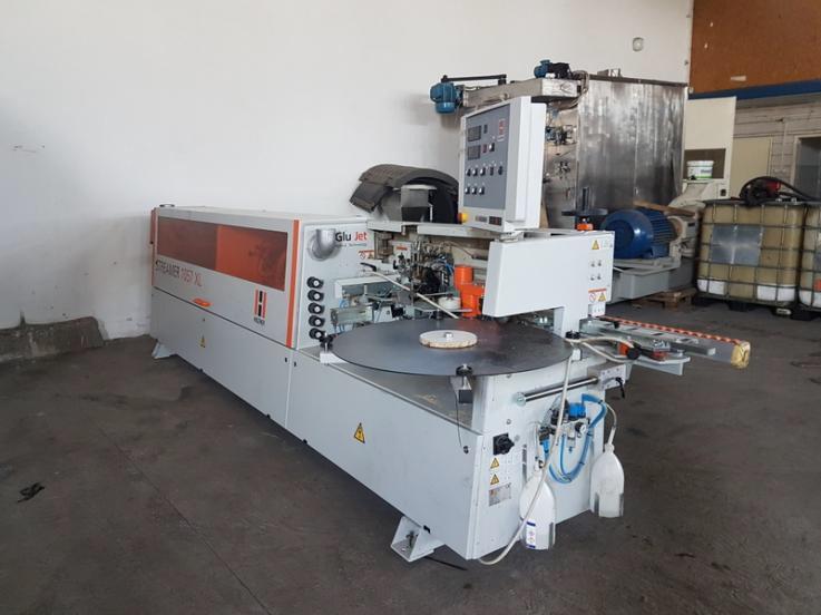 leasing - HOLZ-HER MASCHINENBAU GmbH - STREAMER 1057 XL PUR EDITION 1057 XL  okleiniarka