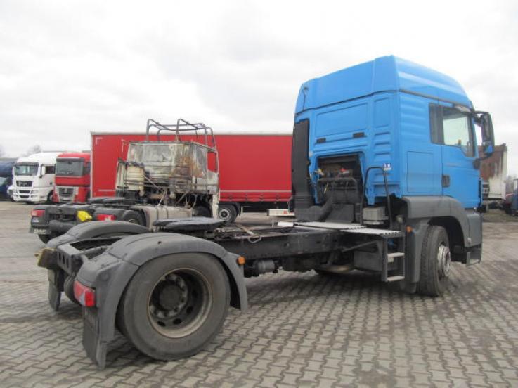leasing - MAN - TGS 18.400 4x2 BLS L 06S 400 KM