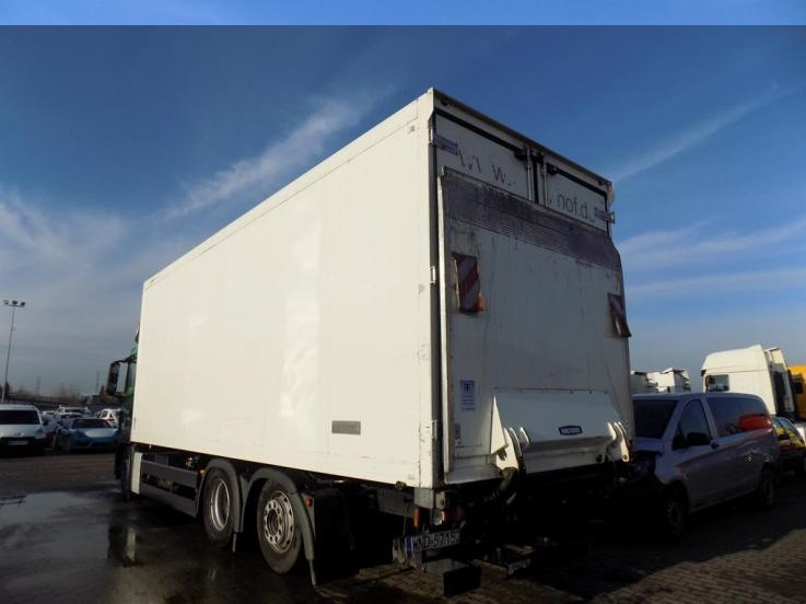 leasing - MAN - TGS 26.440 6x2-2 LL