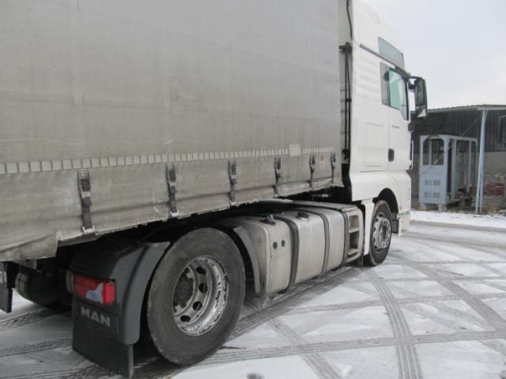 leasing - MAN - TGX 18.440 4x2 BLS XL 06X 440KM