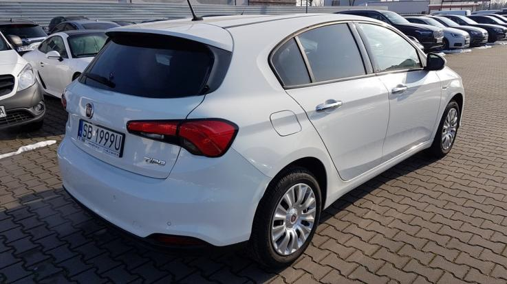leasing - FIAT - TIPO 1.4  T-Jet 16v Lounge
