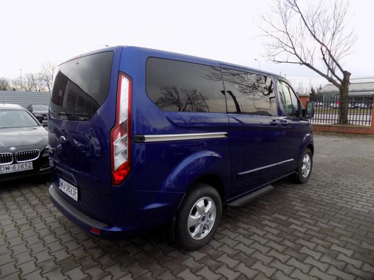 leasing - FORD - TOURNEO