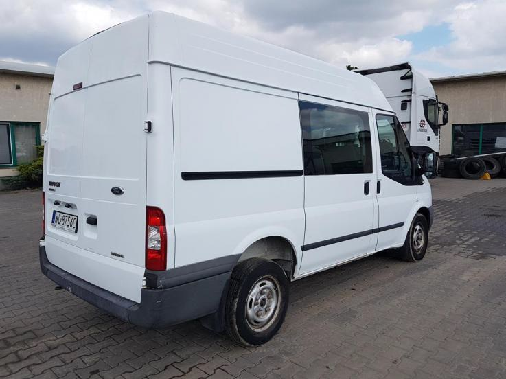 leasing - FORD - TRANSIT 260S Trend 100KM