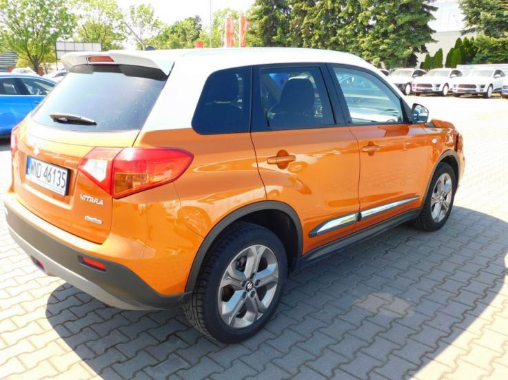 leasing - SUZUKI - VITARA 1.6 Premium 4WD aut