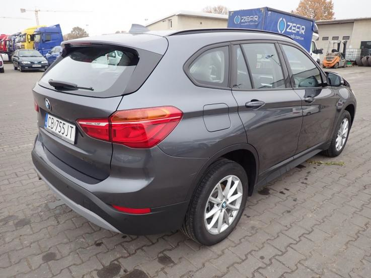 leasing - BMW - X1 sDrive16d Advantage
