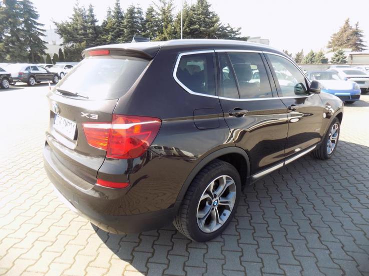 leasing - BMW - X3 xDrive20d xLine aut