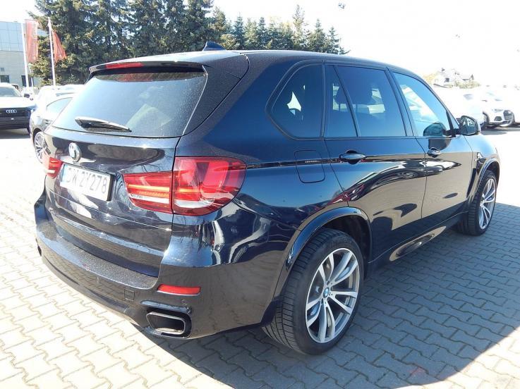 leasing - BMW - X5 M50d