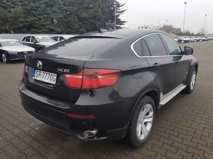 leasing - BMW - X6 40d xDrive