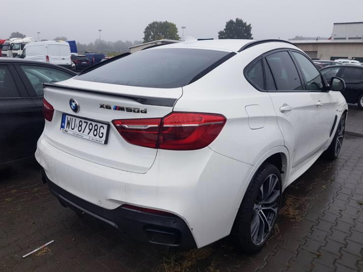 leasing - BMW - X6 M50d