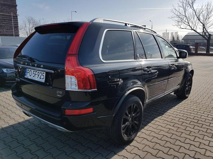 leasing - VOLVO - XC90 D5 AWD Executive