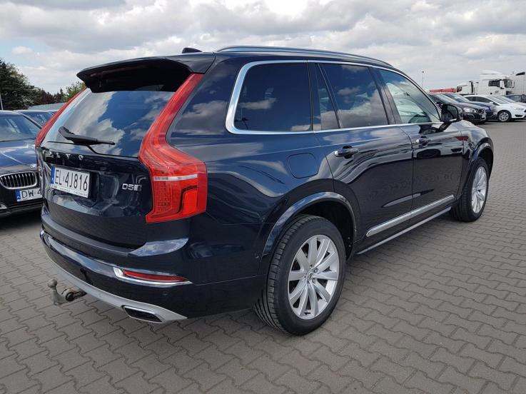 leasing - VOLVO - XC90 D5 AWD Inscription