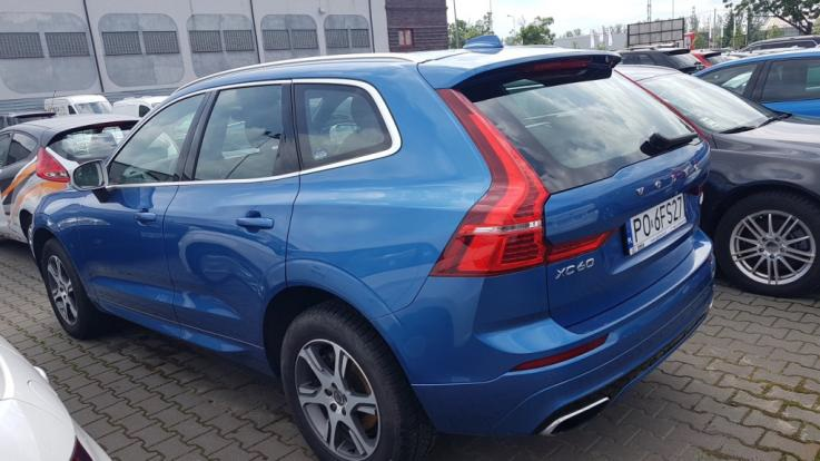 leasing - VOLVO - XC 60 T5 AWD R-Design