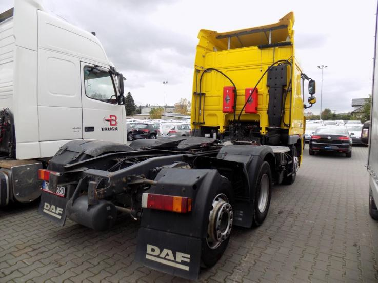 leasing - DAF - XF105.510 6x2 SpaceCab
