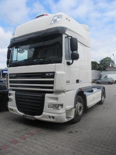 leasing - DAF - XF 105.460 4x2 SuperSpaceCab