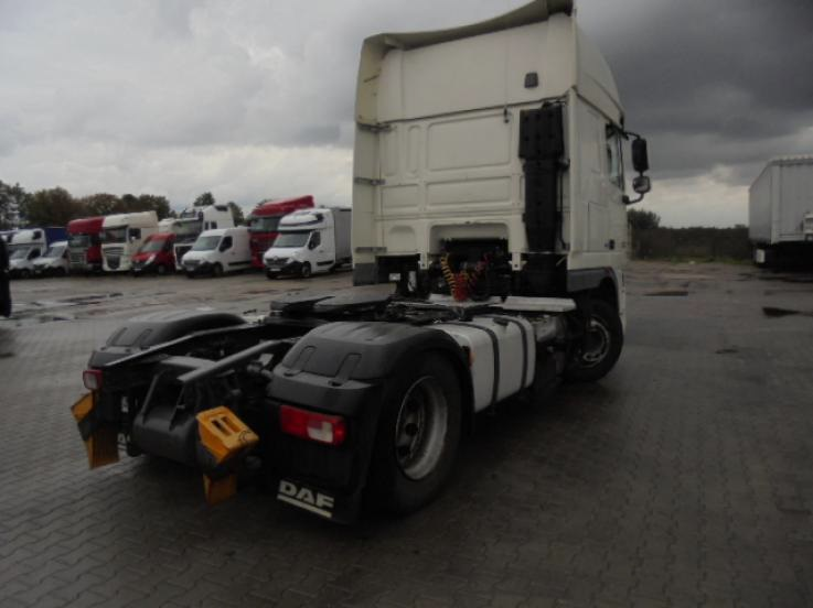 leasing - DAF - XF 105.460 4x2 SuperSpaceCab 462KM