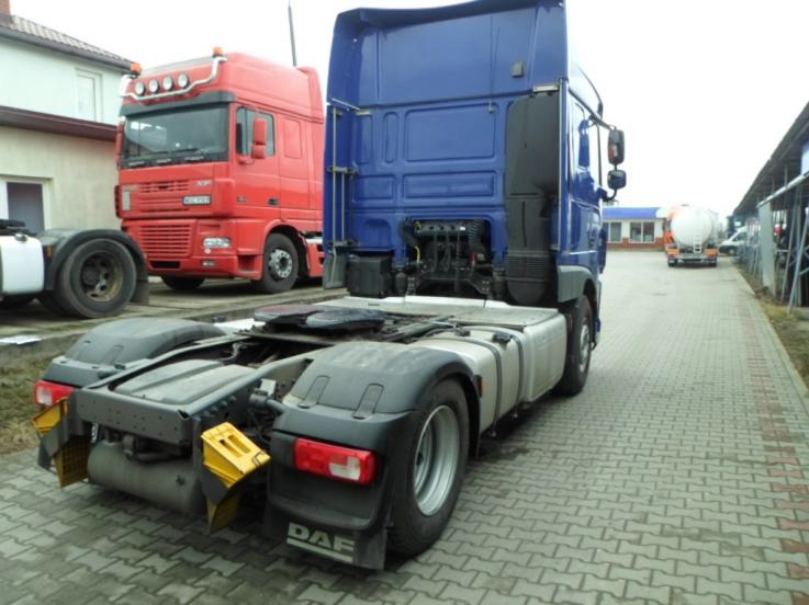 leasing - DAF - XF 460 FT 4x2 SuperSpaceCab