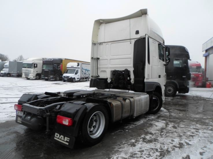 leasing - DAF - XF 460 FT 4x2 SuperSpaceCab 462 KM