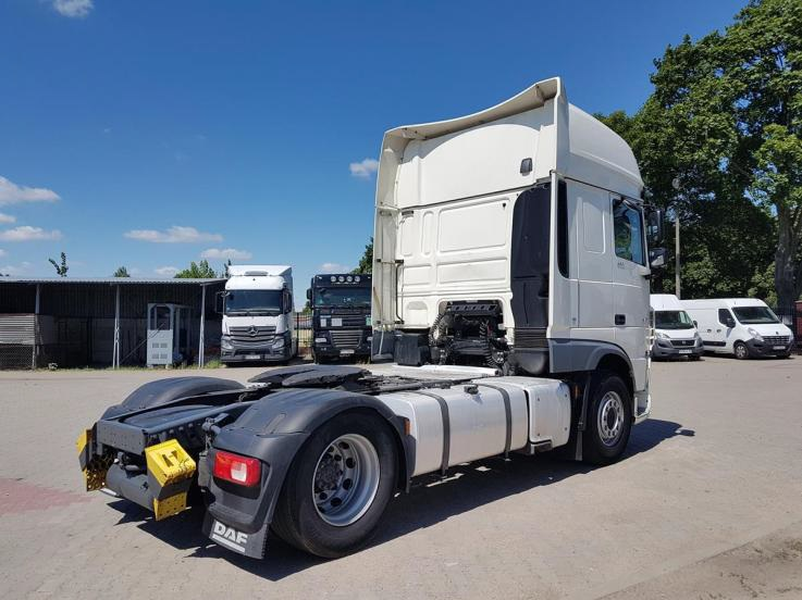 leasing - DAF - XF 480 FT 4x2 SSC 483 KM