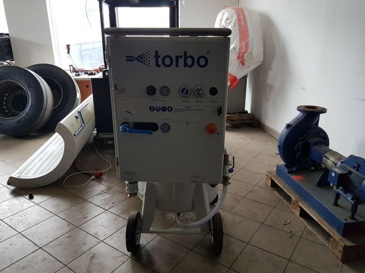 leasing - TORBO - XL hydropiaskarka