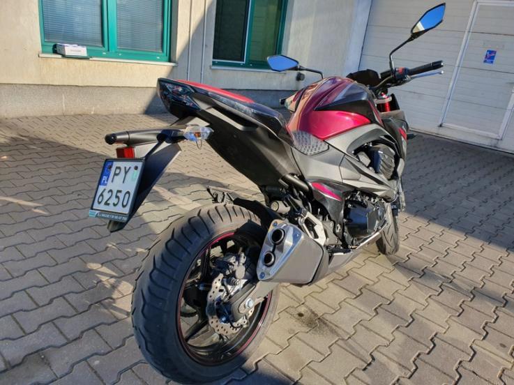 leasing - KAWASAKI - Z 800 ABS